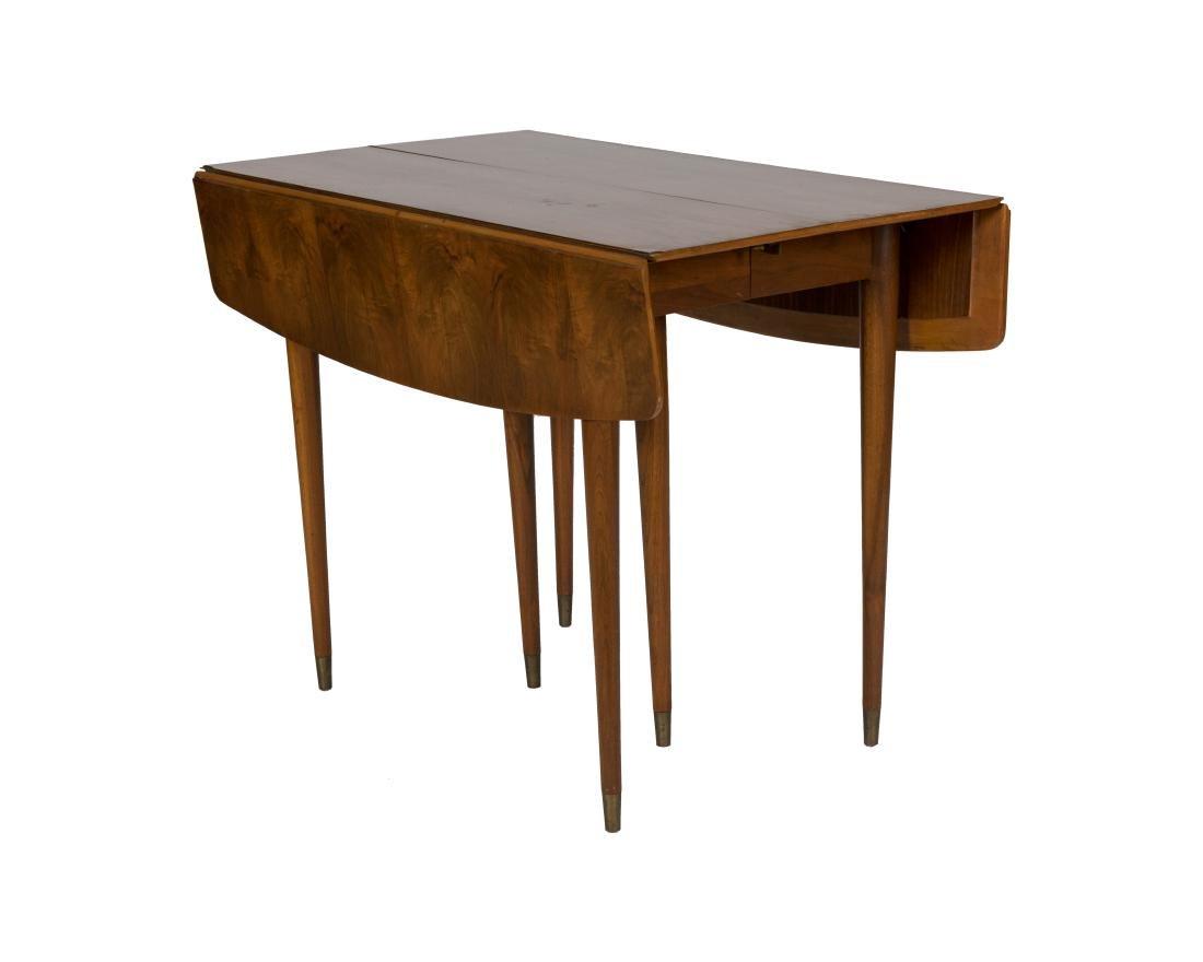 John Widdicomb Drop Leaf Table
