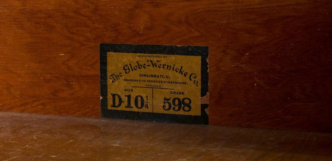 Globe Wenicke Mahogany Barrister Bookcase - 3