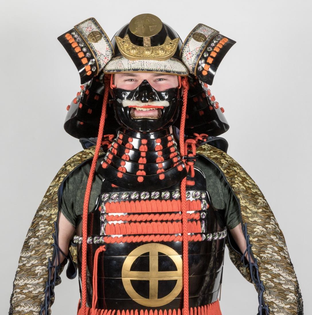 Samurai Warrior Costume - 2