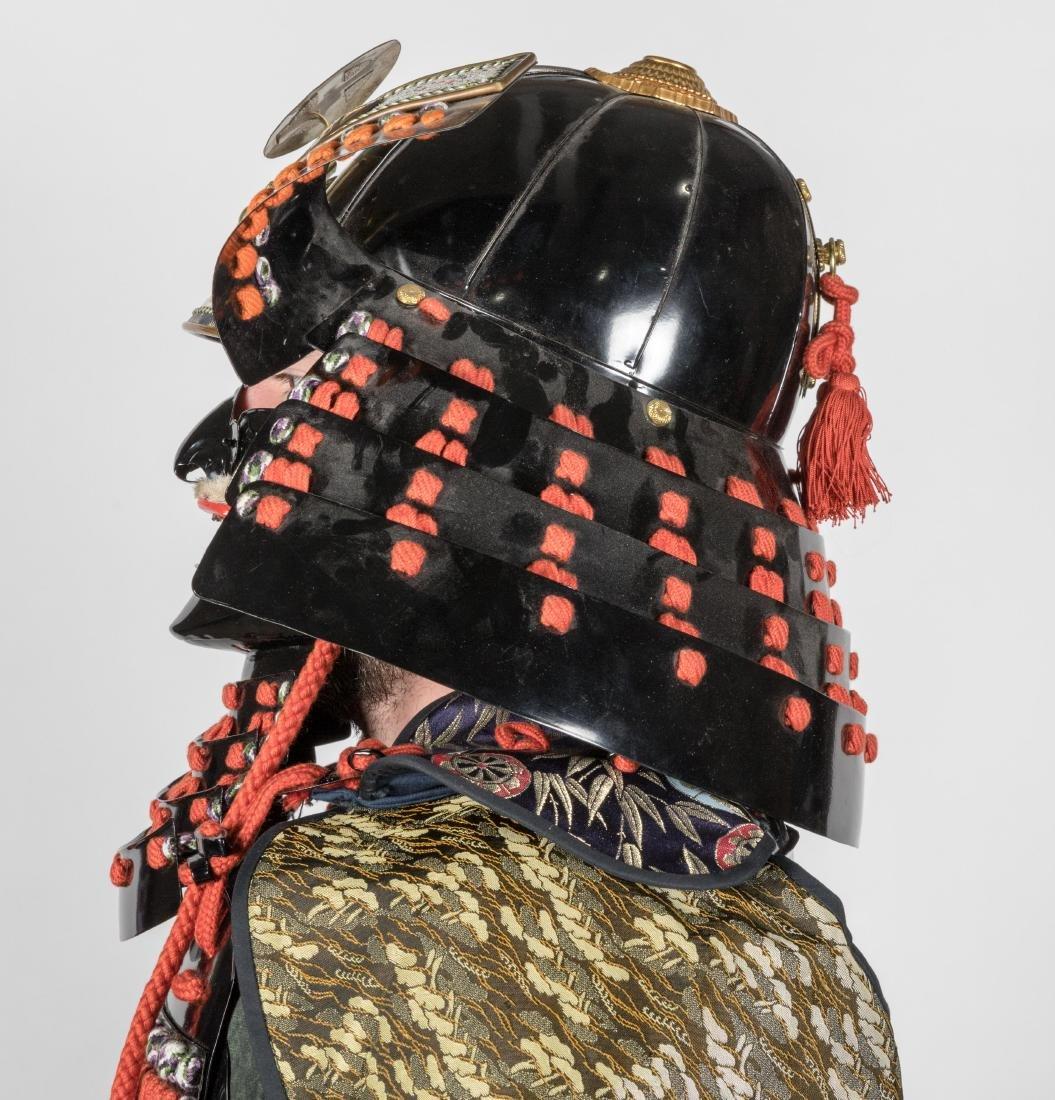 Samurai Warrior Costume - 4