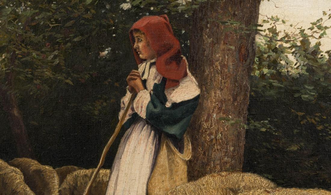 Karl Dietze-Munchen - Oil on Canvas - 4