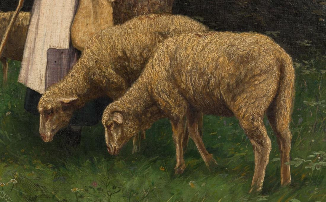 Karl Dietze-Munchen - Oil on Canvas - 5