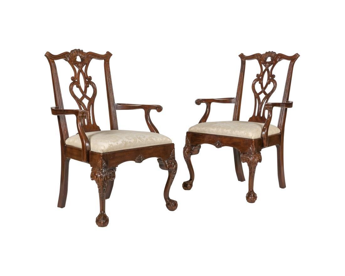 Henredon Rittenhouse Square Chairs - Six