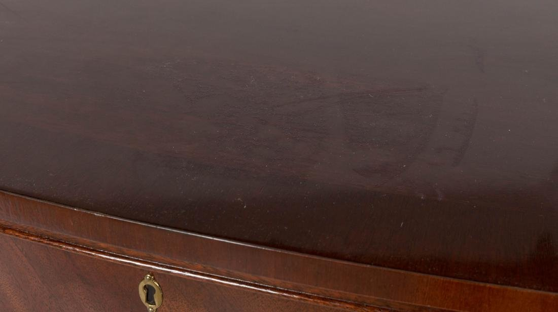 Ethan Allen Mahogany Bachelors Chest - 2