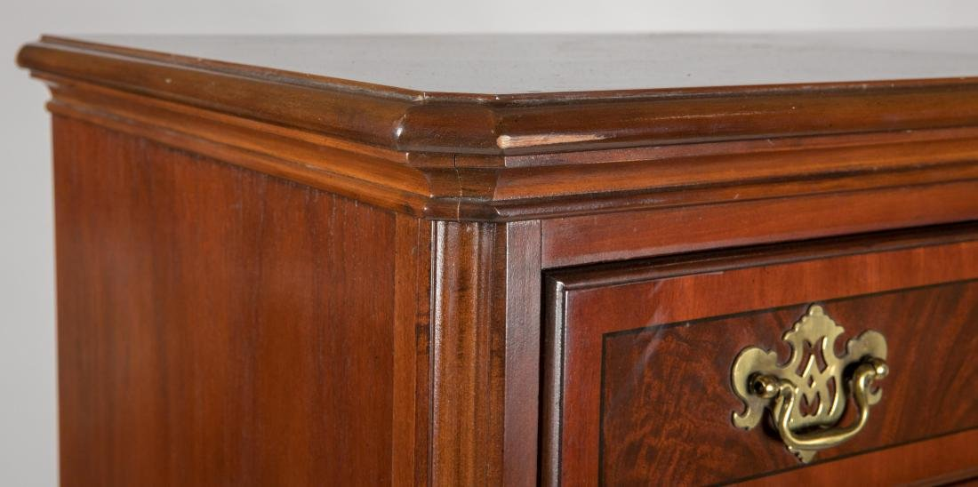 "Drexel Heritage ""Chippendale"" Highboy - 2"
