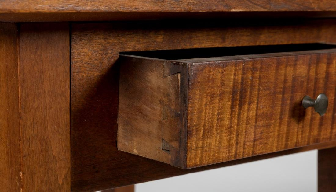 Primitive One Drawer Stand - 3