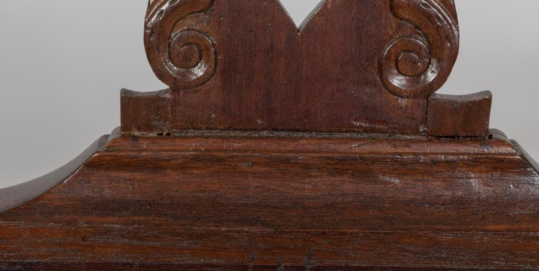 Chippendale Mahogany Side Chairs - 5
