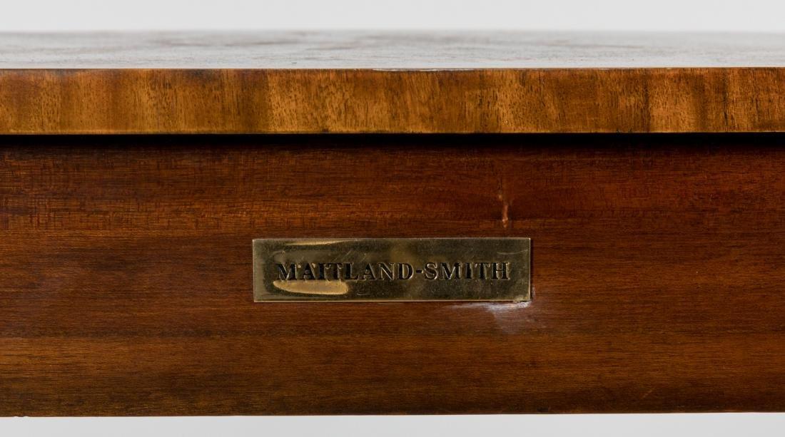 Maitland Smith Demilune Console Table - 4