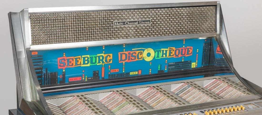 Seeburg Discotheque Jukebox - 4
