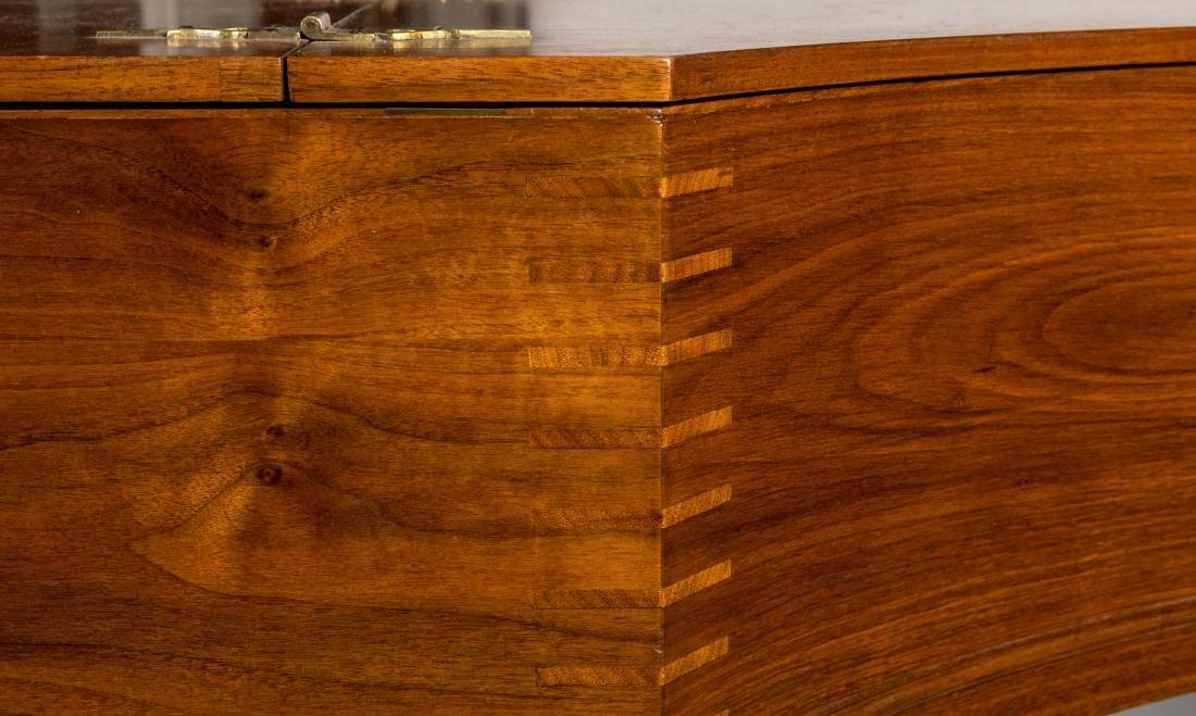 John Challis Harpsichord and Leather Bench - 6
