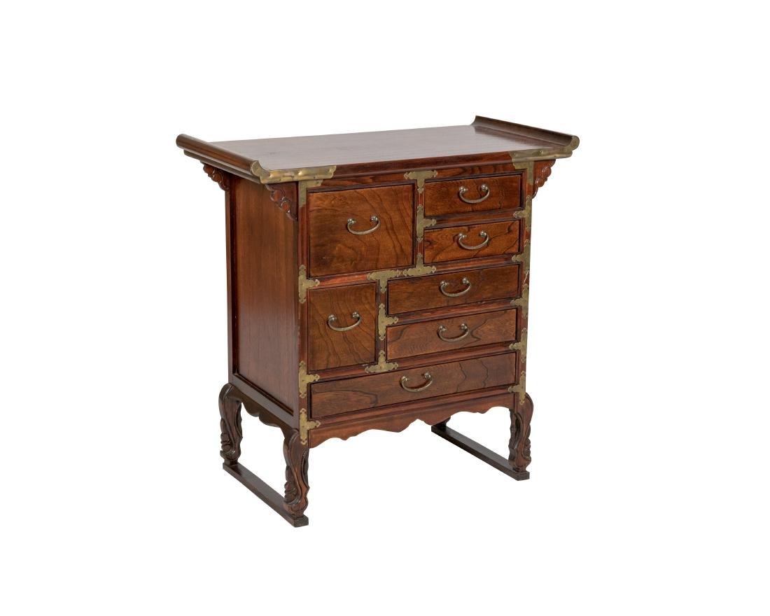 Oriental Spice Cabinet