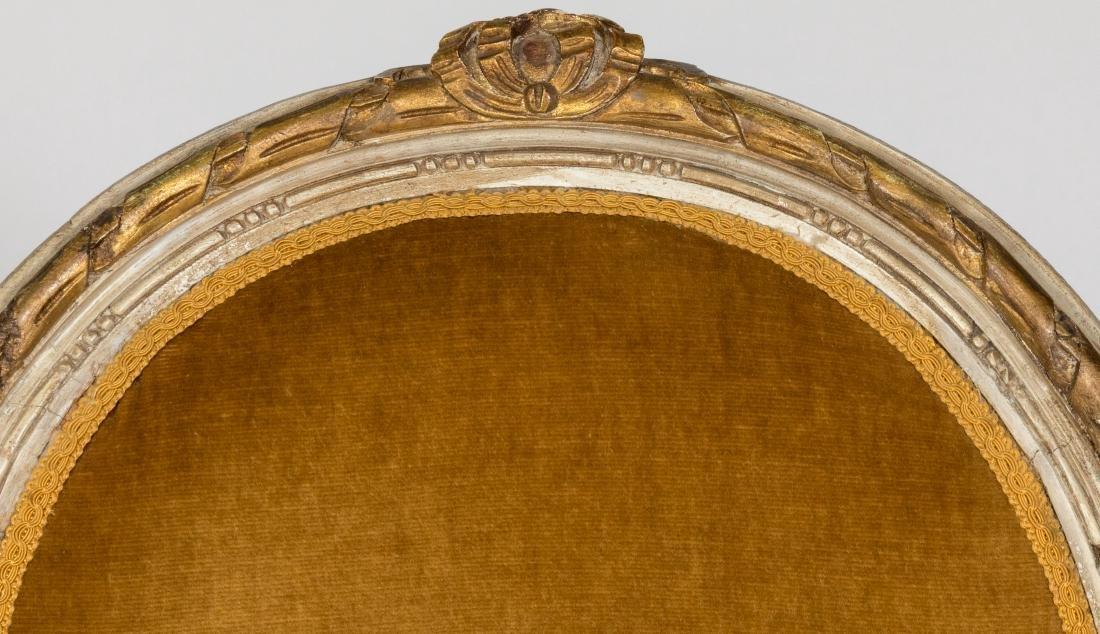 Louis XVI Style Arm Chairs - Pair - 2