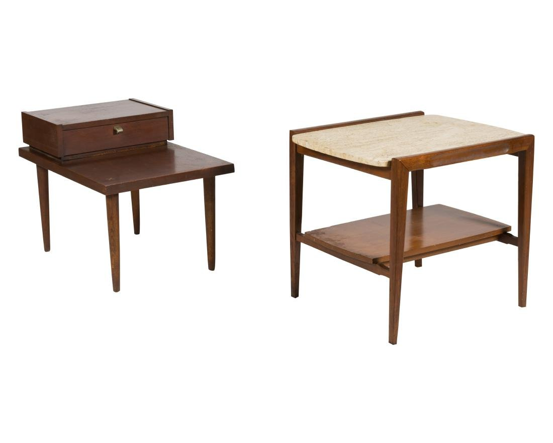 American of Martinsville Side Table and End Table
