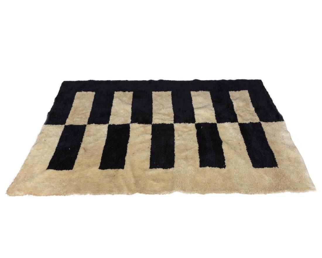 Verner Panton (Attr.) Wool Rug