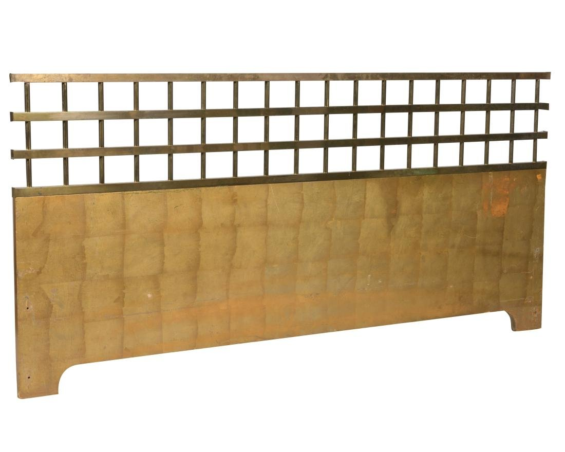 Renzo Rutili for Johnson Furniture Headboard