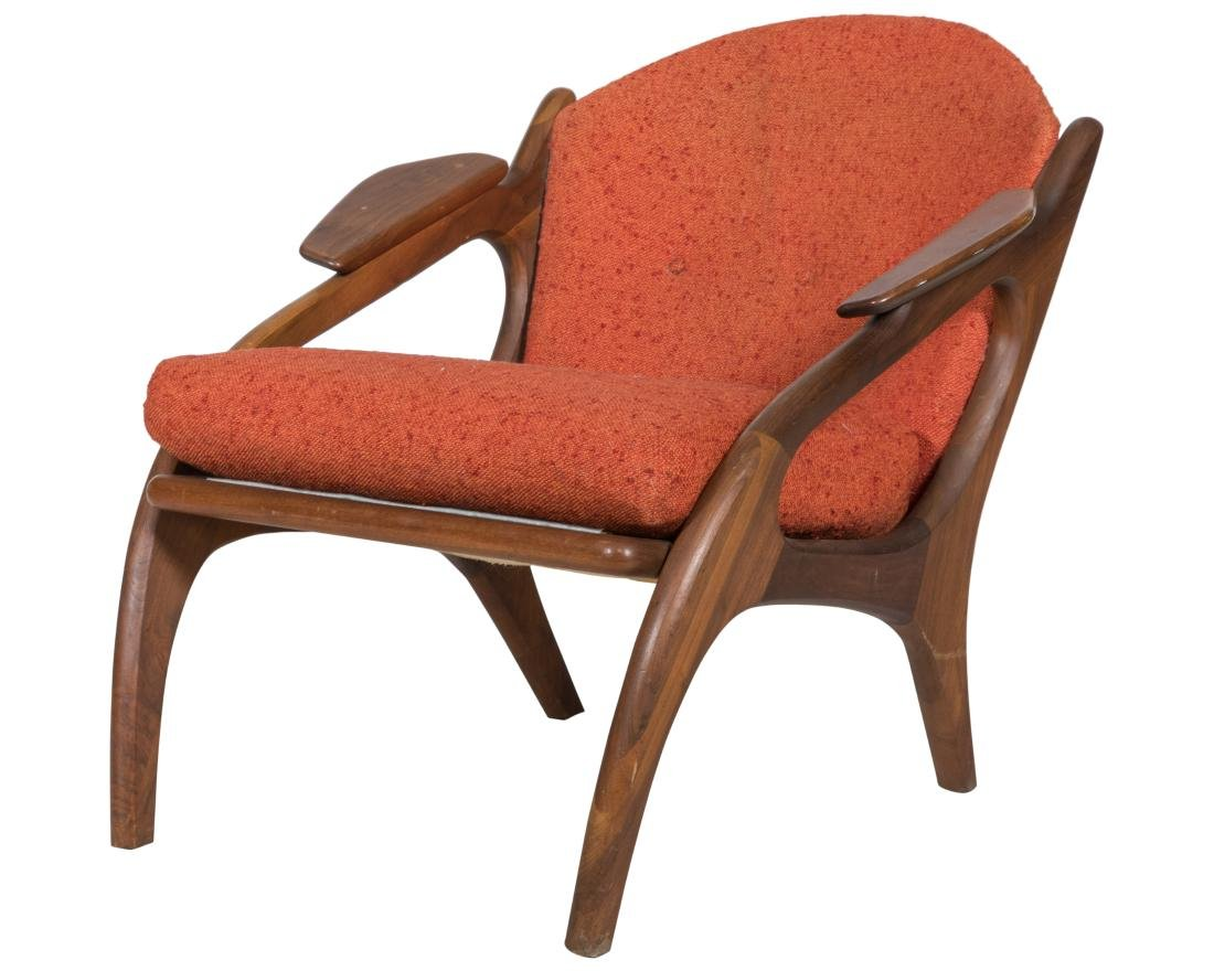 Adrian Pearsall Craft Associates 2249-C Arm Chair