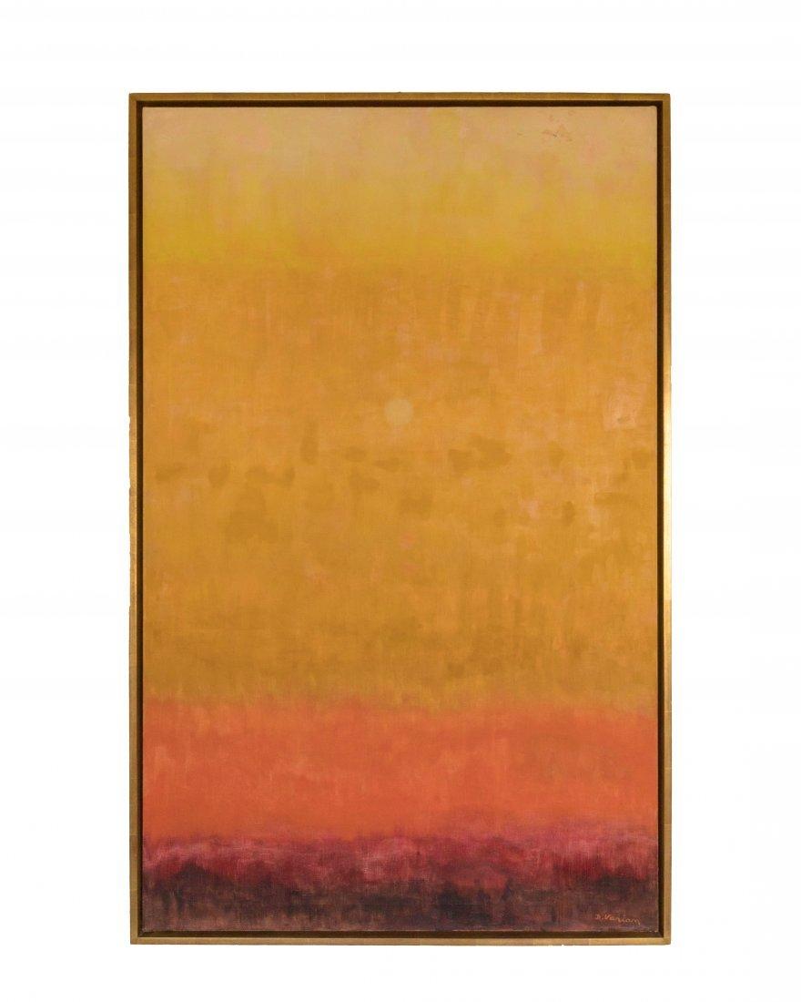 Dorothy Varian (Woodstock Artist) - Oil on Canvas