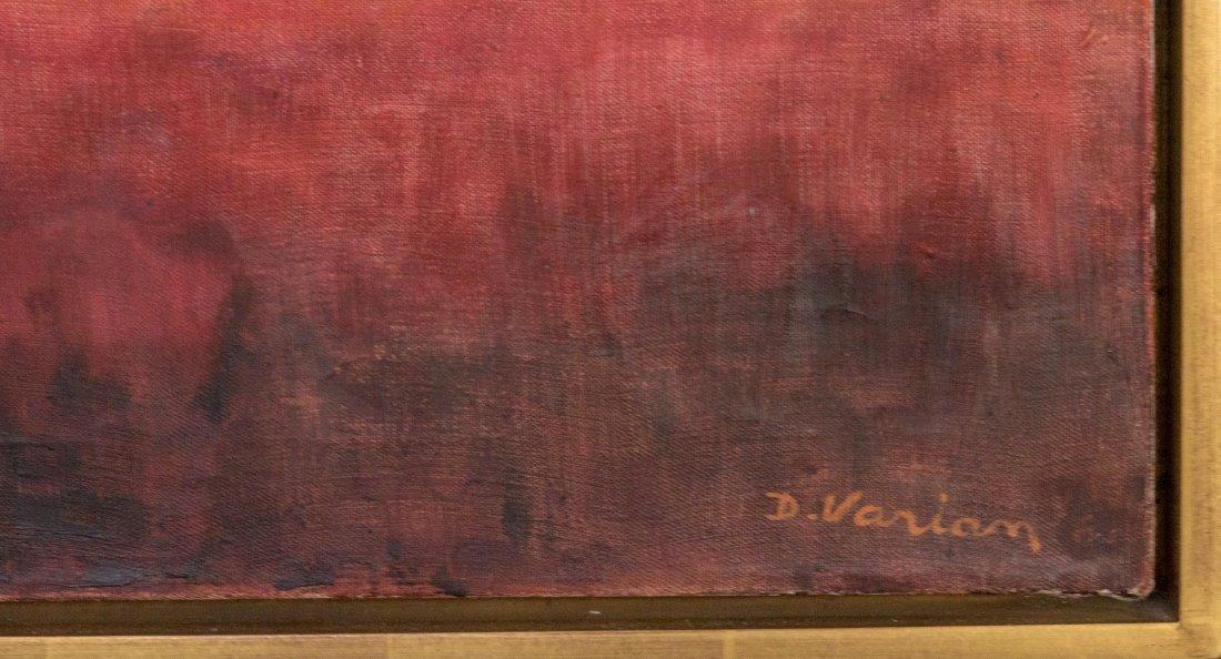 Dorothy Varian (Woodstock Artist) - Oil on Canvas - 3