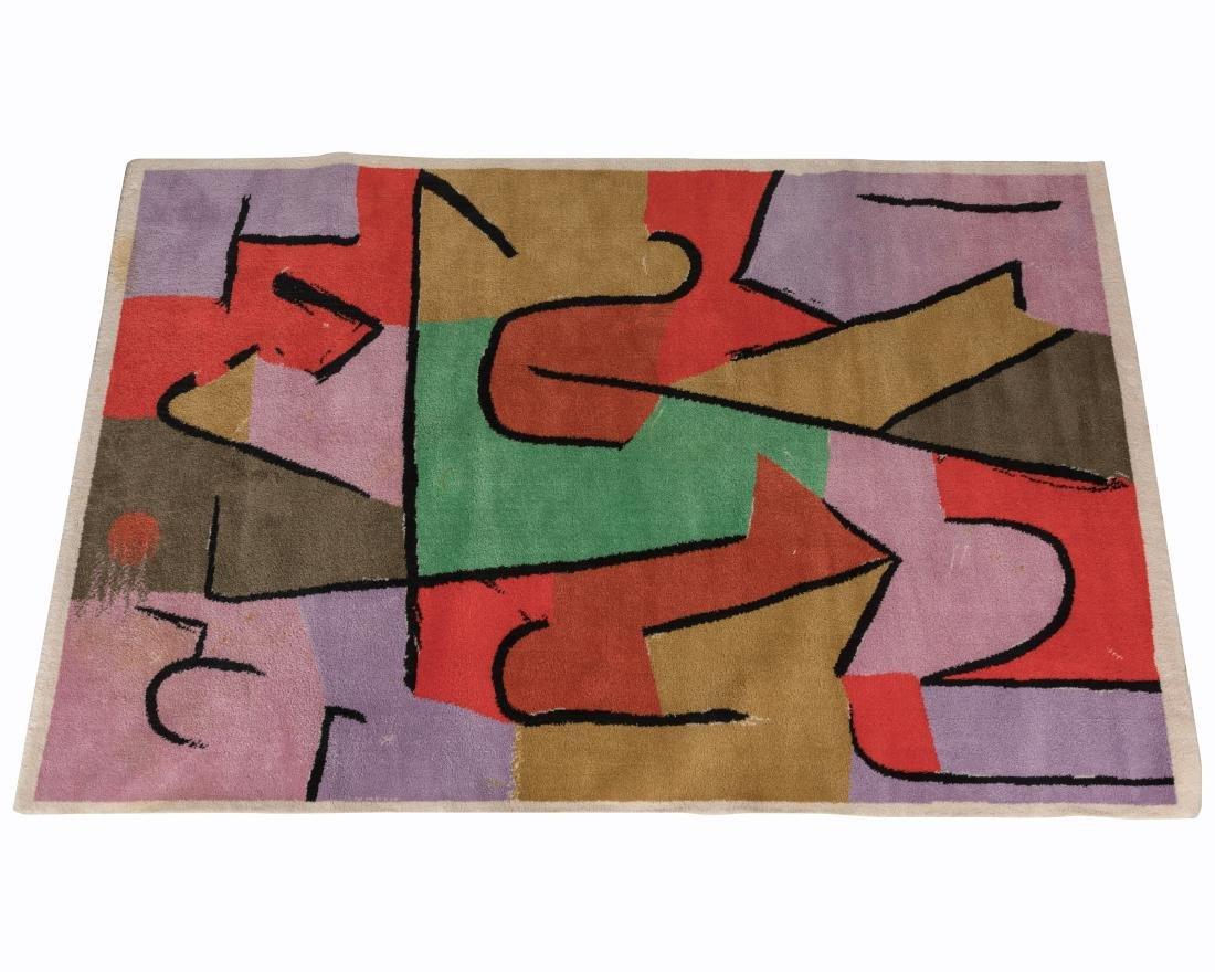 Paul Klee Indianisch - 1973 Rug Made in Denmark