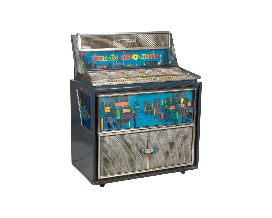 Seeburg Discotheque Jukebox