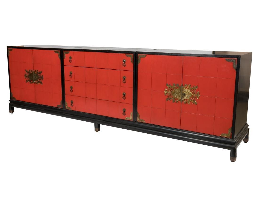 John Stuart Johnson Furniture Credenza