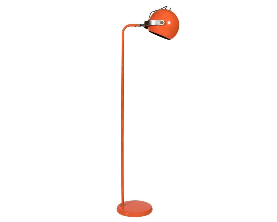 Robert Sonneman Eyeball Floor Lamp - Signed