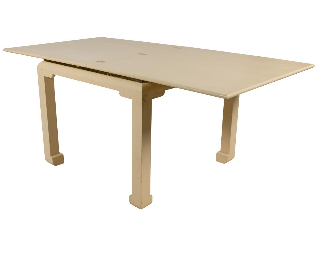 Flip Top Game Table - Manner of Karl Springer