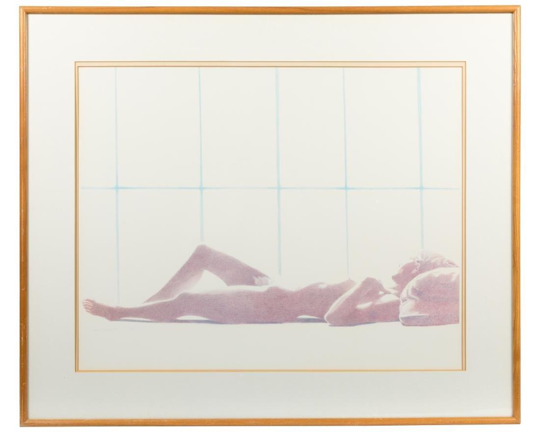 Lois Gilbert Print - Nude