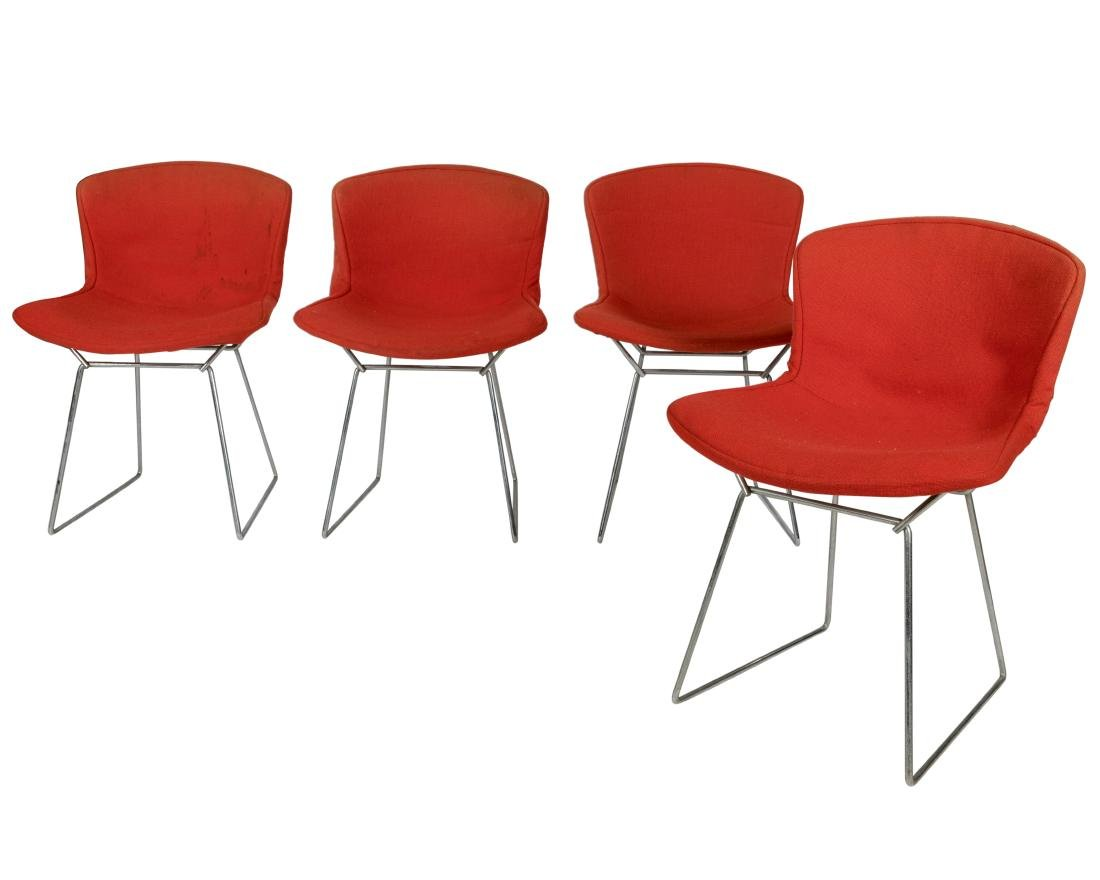 Harry Bertoia for Knoll Side Chairs - Four