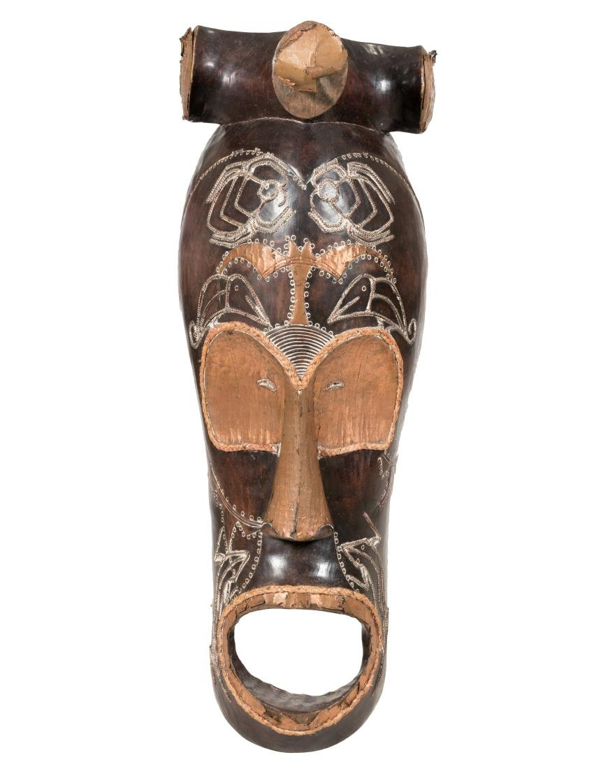Polynesian Ceremonial Mask