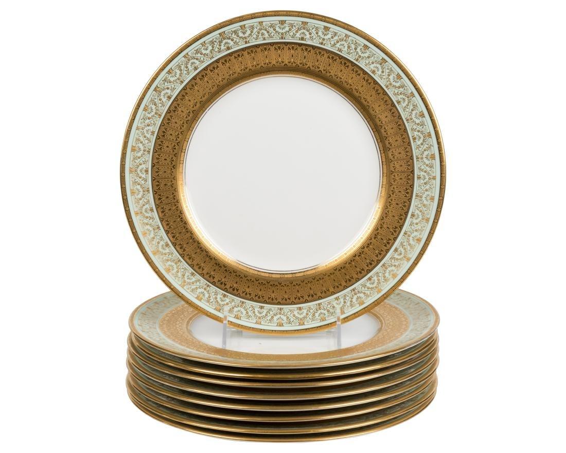 Royal Doulton Service Plates - 12