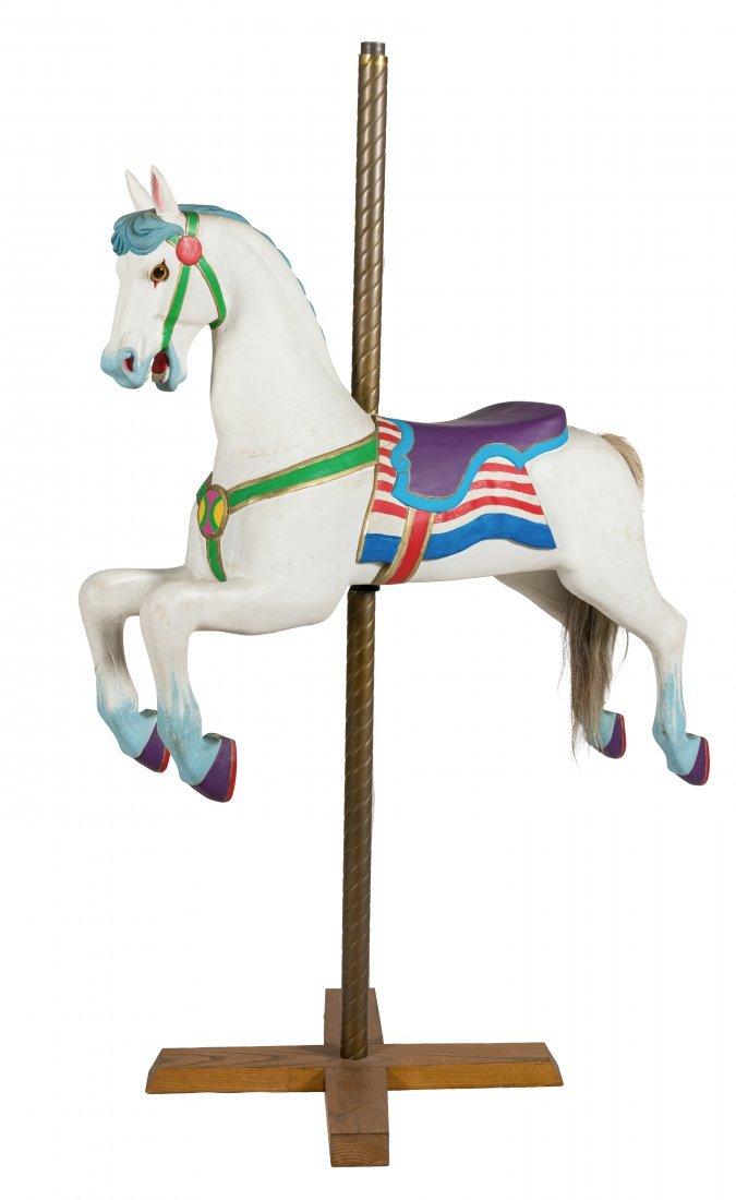 Herschell-Spillman Vintage Carousel Horse