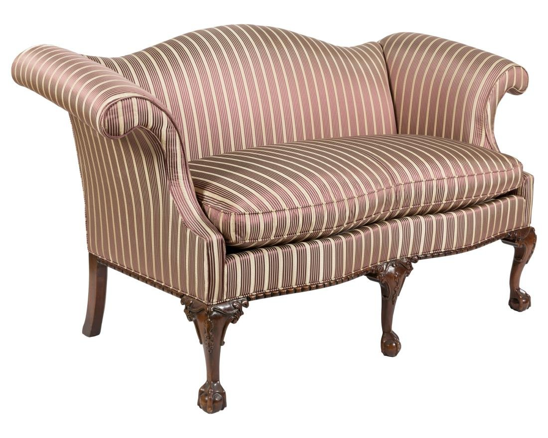 Southwood Chippendale Style Loveseat