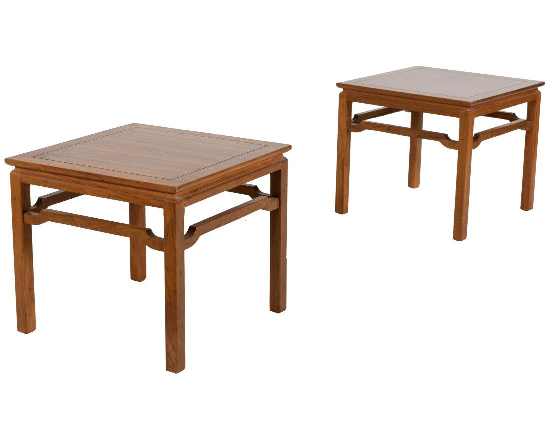 Baker Side Tables - Two