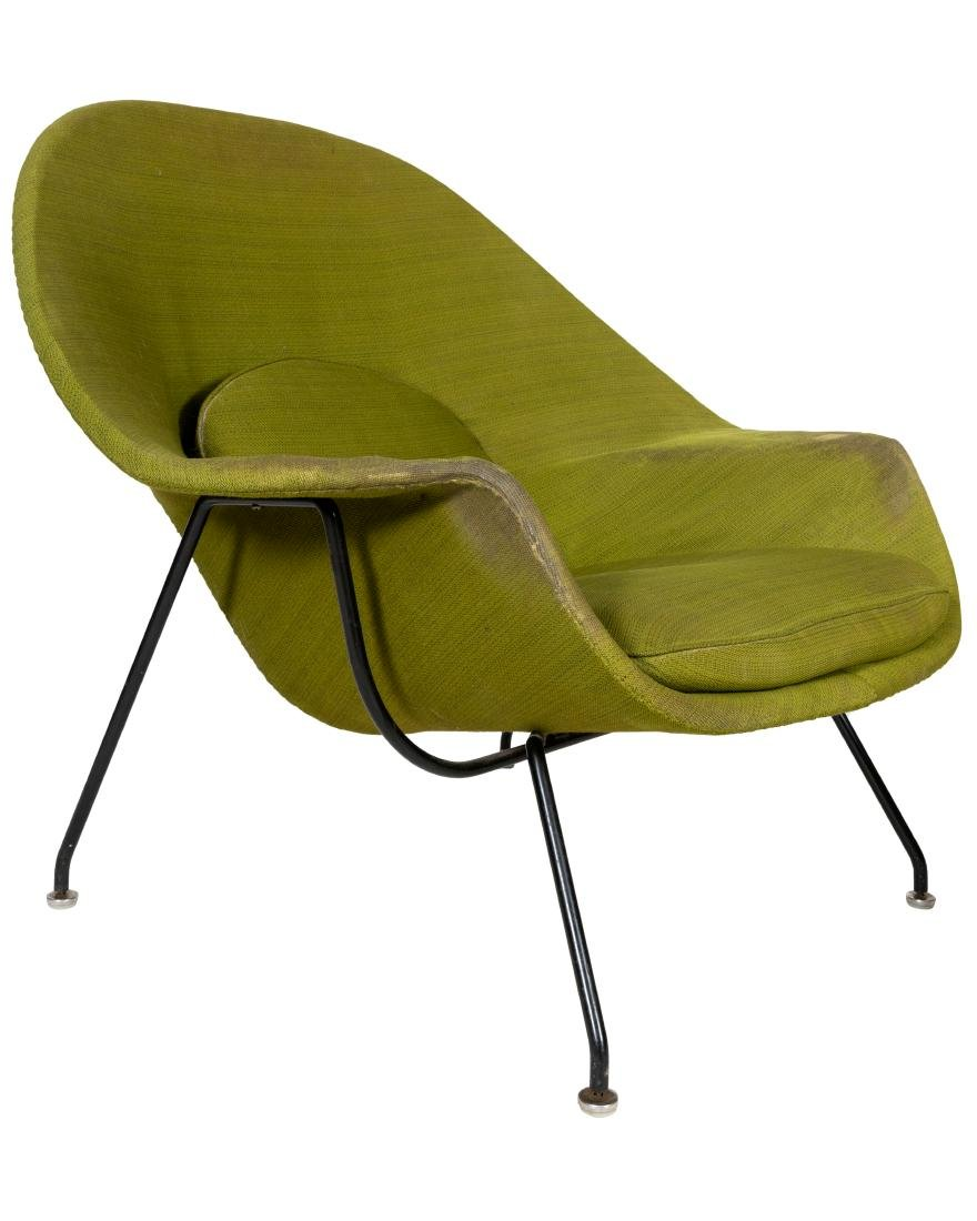 Eero Saarinen for Knoll Womb Chair and Ottoman - 2