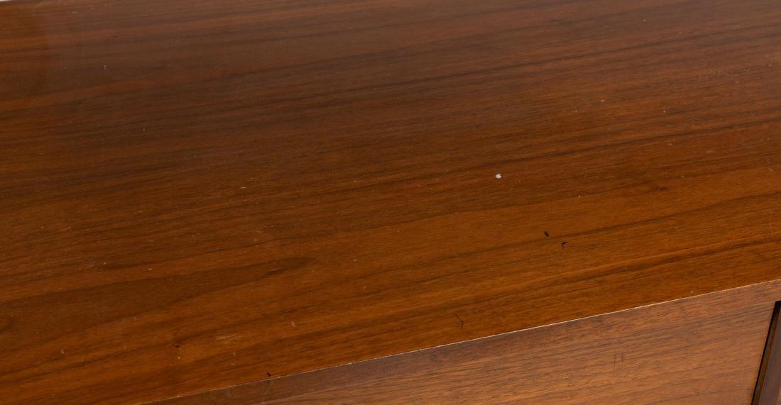 Mid Century Walnut Chest and Dresser - 6