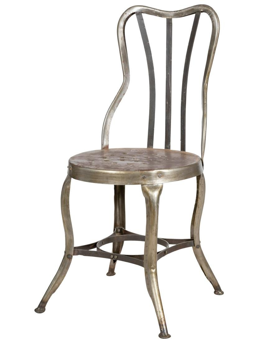 Industrial Chairs and Stand - 2