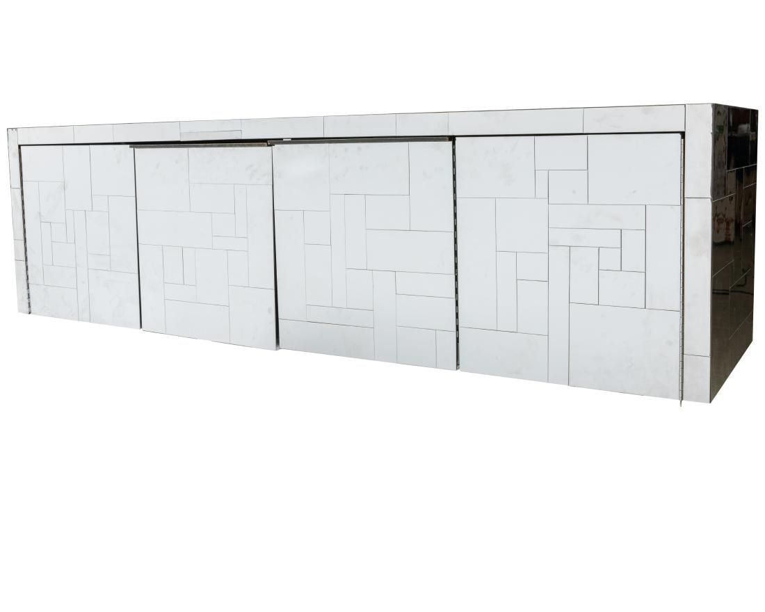 Paul Evans Cityscape Floating Credenza