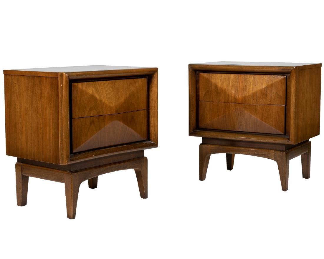 United Furniture Nightstands- Pair