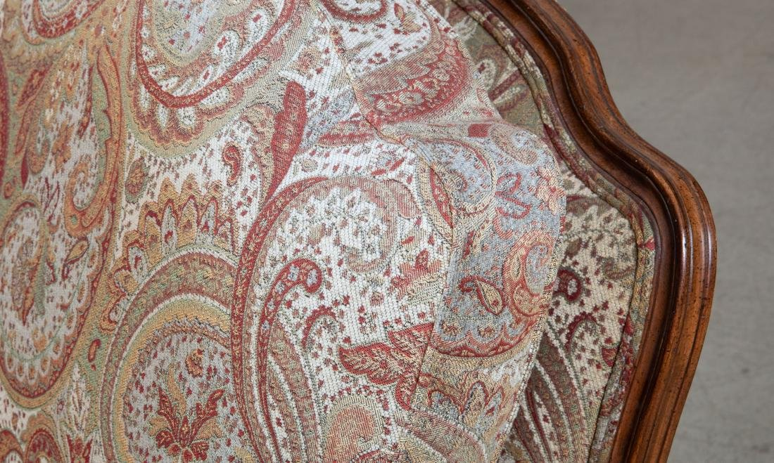 Ethan Allen Oversized Bergere Chairs - 3