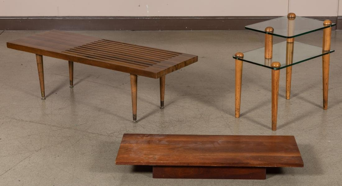 Step Table, Coffee Table and Hanging Desk