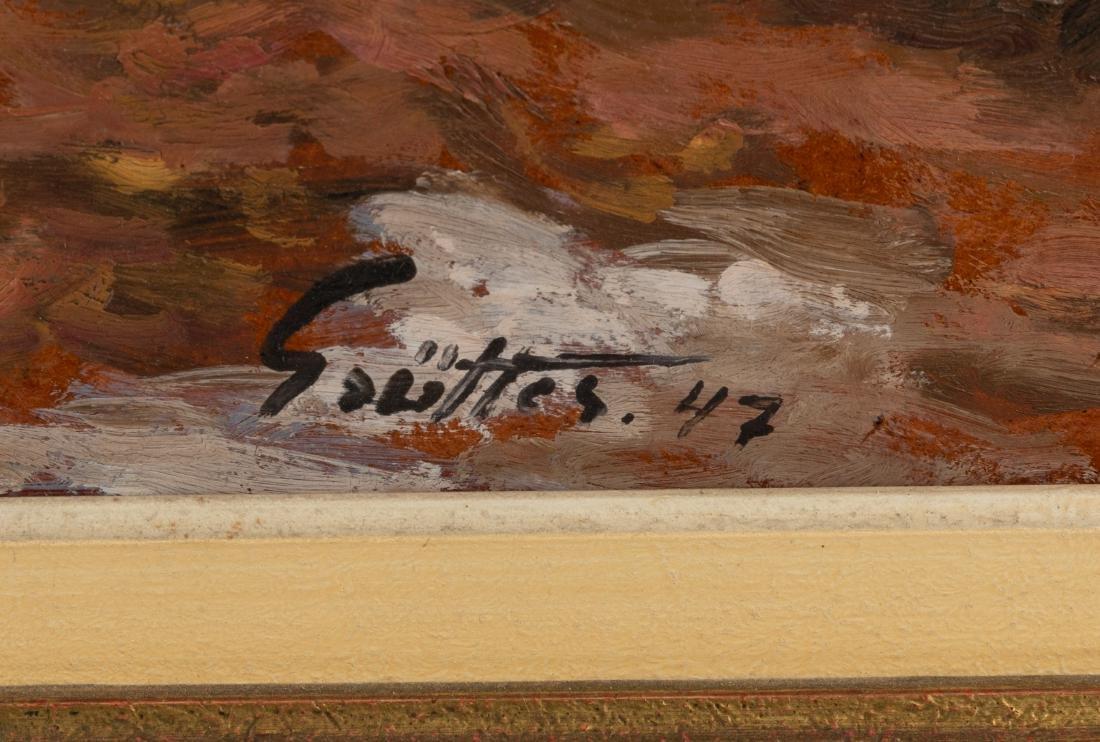 Oil on Board - Landscape - 3