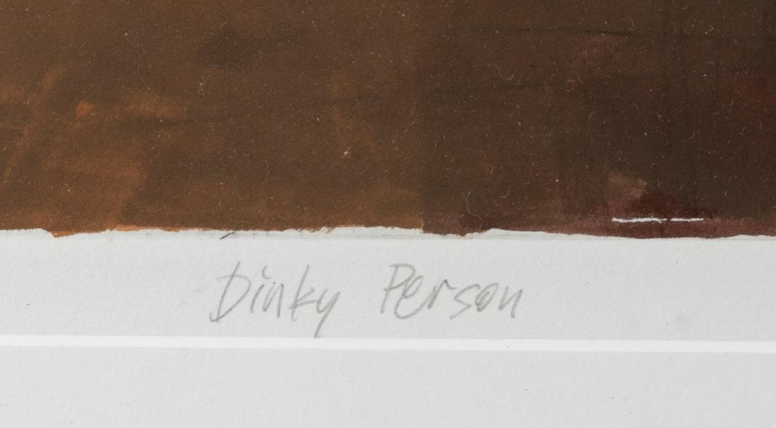 Peter Chapin - Dinky Person - Mixed Media - 4