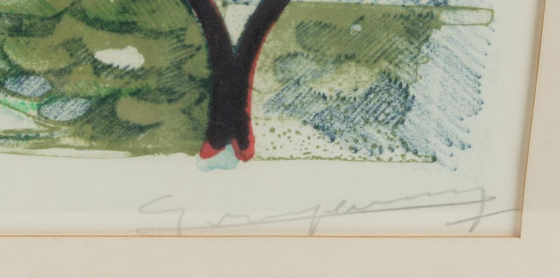 Claude Grosperrin - Signed Lithograph - 3