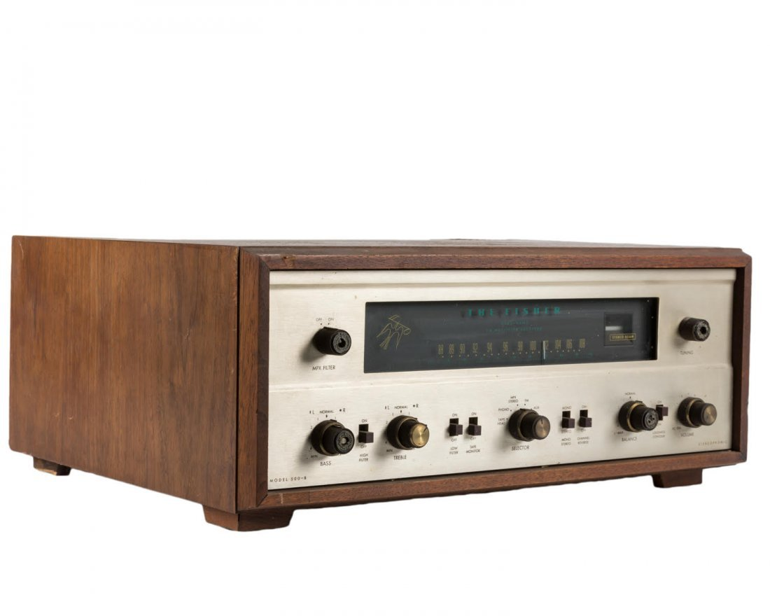 Fisher 500-B Stereo Receiver