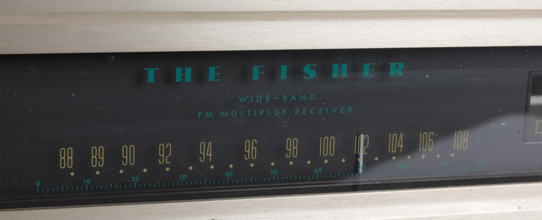 Fisher 500-B Stereo Receiver - 2