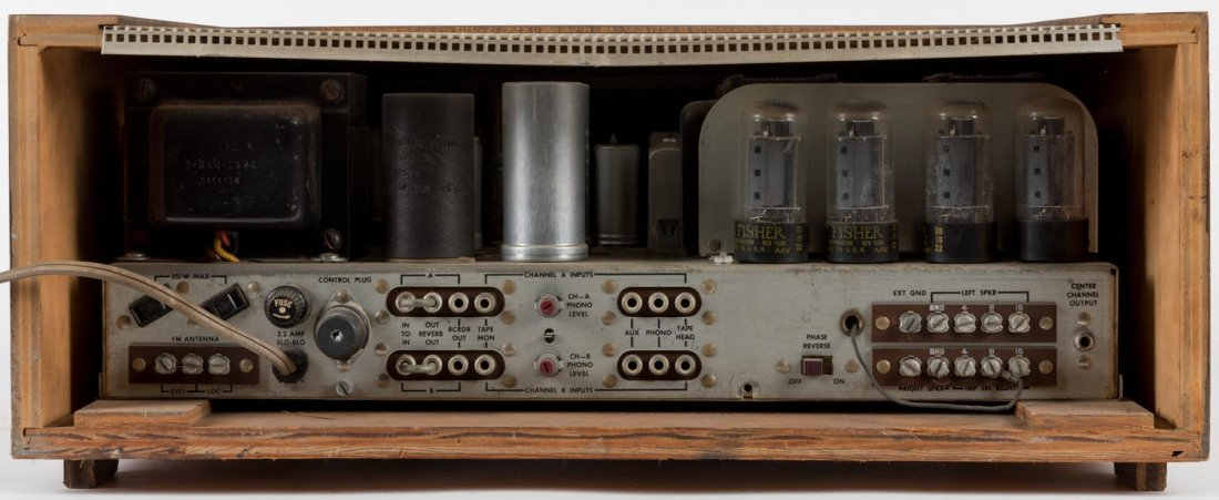Fisher 500-B Stereo Receiver - 4