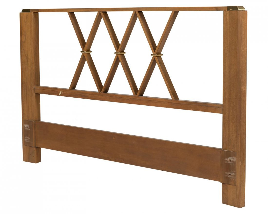 Paul Frankl Johnson Furniture Headboard