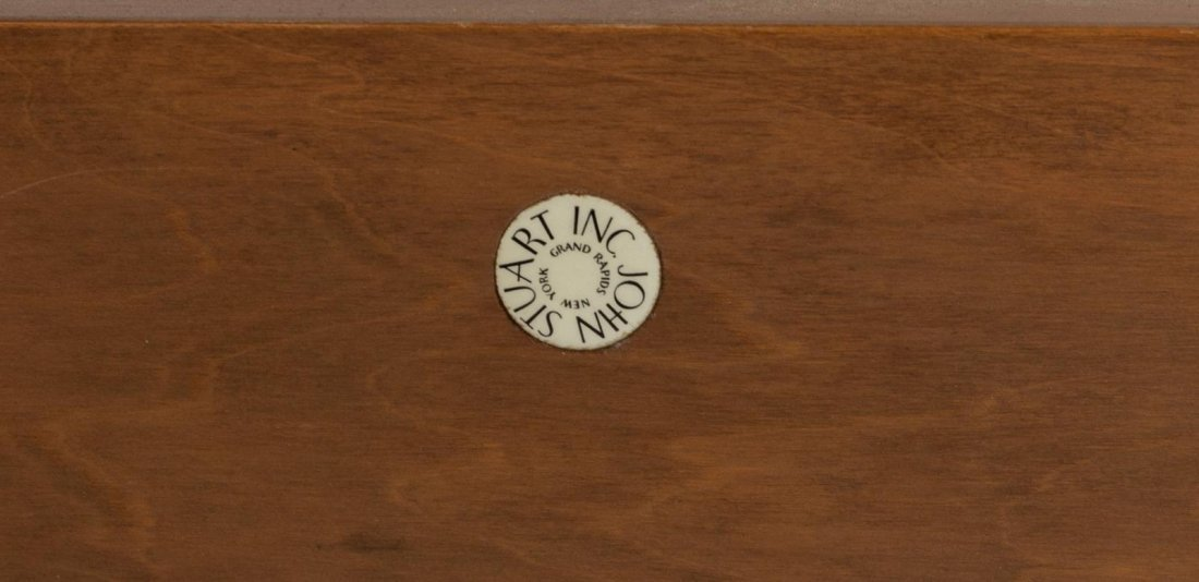 Paul Frankl Johnson Furniture Headboard - 4
