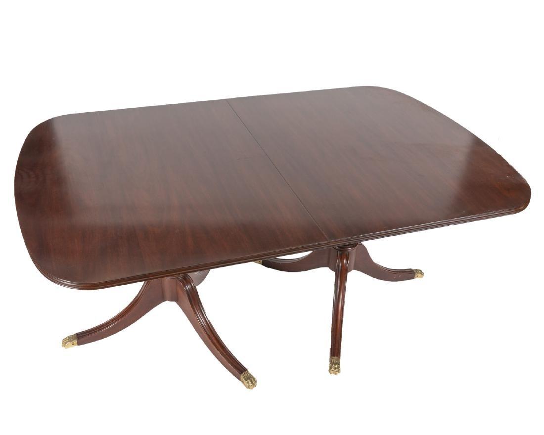 Henkel Harris - Mahogany Dining Table